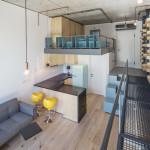 Contemporary Studio Apartment In Bucharest