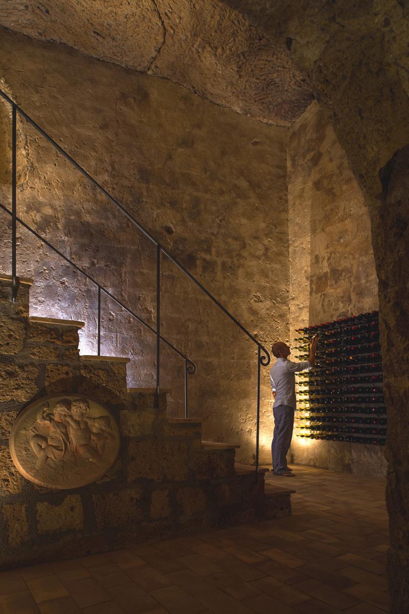 Medieval Wine Cellar