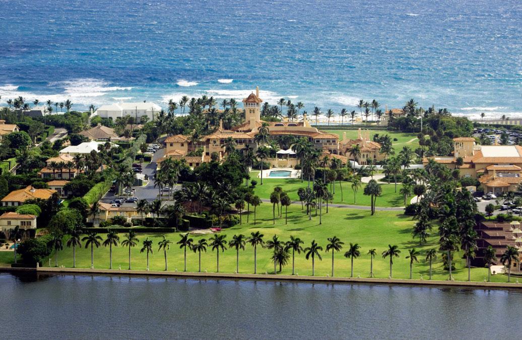 Inside Donald Trump S Mar A Lago Estate In Palm Beach