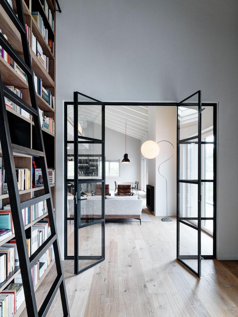 Mezzanine Bedroom Loft Interiors