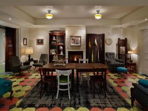 Eclectic Interior Decor
