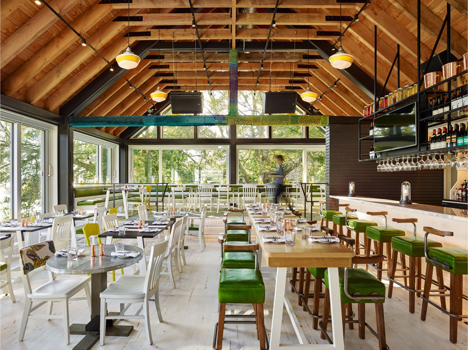 Contemporary Restaurant Design