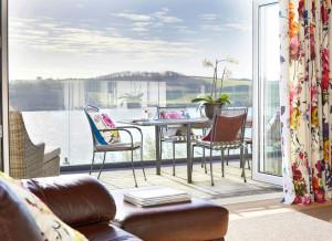 Modern Sea View Balcony