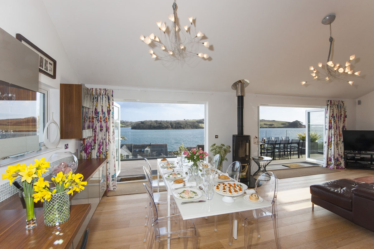 Harbour View Dining Room