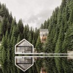 Amazing Renderings of Concept Houses Surrounded by Stunning Sceneries