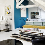 Duplex Parisien Apartment With Strong Personality