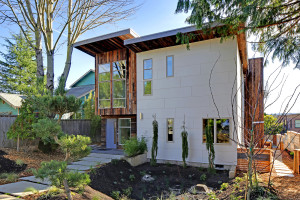 environmentally-friendly home design