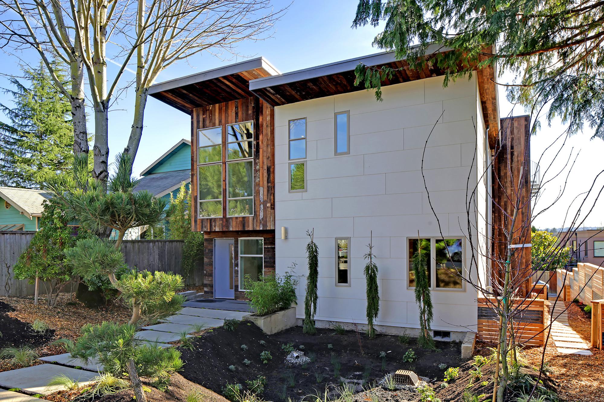 environmentally-friendly home design