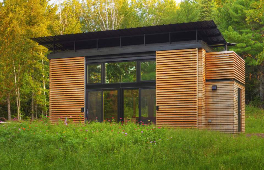 Energy-Efficient Small Home Design