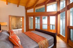 West Coast Style Modern Bedroom Design