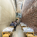 A Narrow Alley Transformed Into Cozy Restaurant El Papagayo