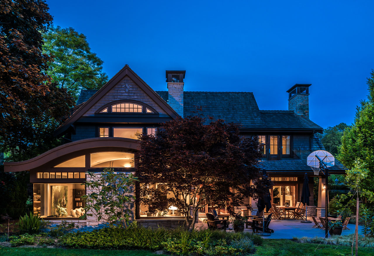 Elegant Craftsman Style House in the Heart of Vancouver's ...
