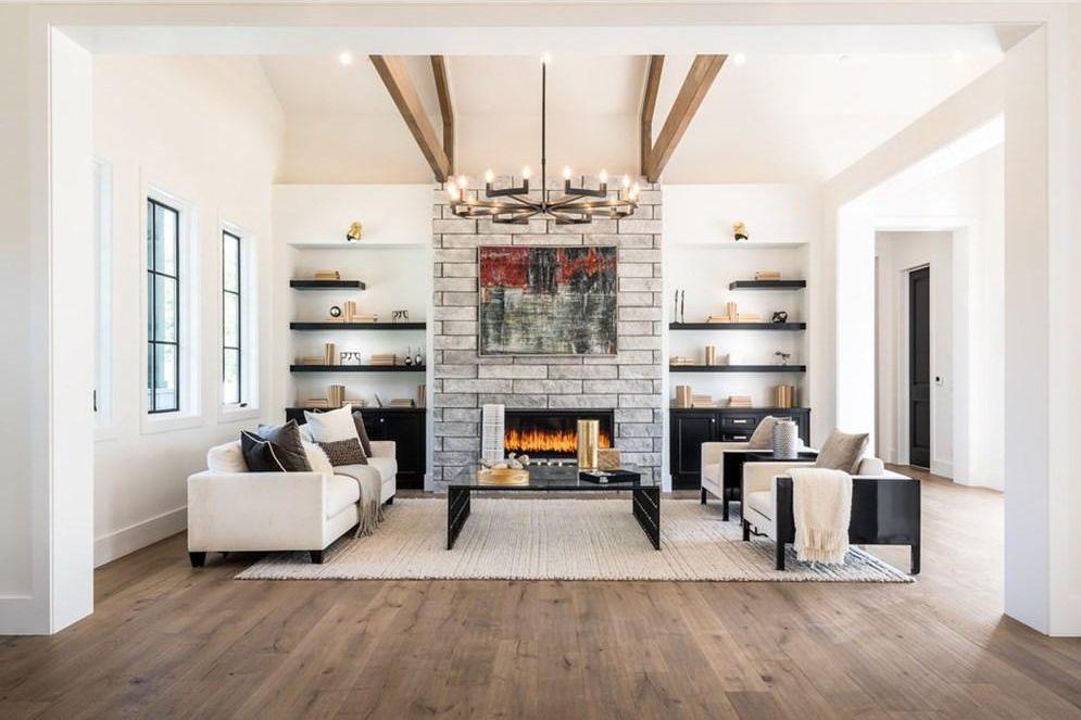 Rustic Elegant Modern Country Farmhouse