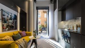 Micro Studio Apartment Design