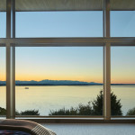 Energy Efficient Home With Sweeping Views Of Puget Sound And The Olympic Mountains