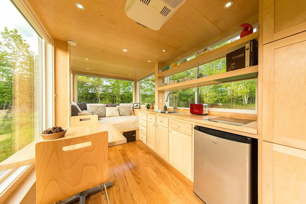 Tiny Home on Wheels with finest craftsmanship