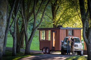 Vacation Tiny House on Wheels