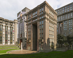 Postmodern Neoclassical Architecture