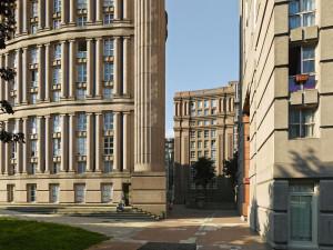 Paris Neoclassical Housing Estate