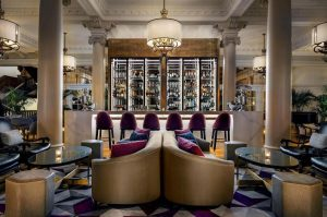 Fairmont Empress Hotel Victoria Q-Bar