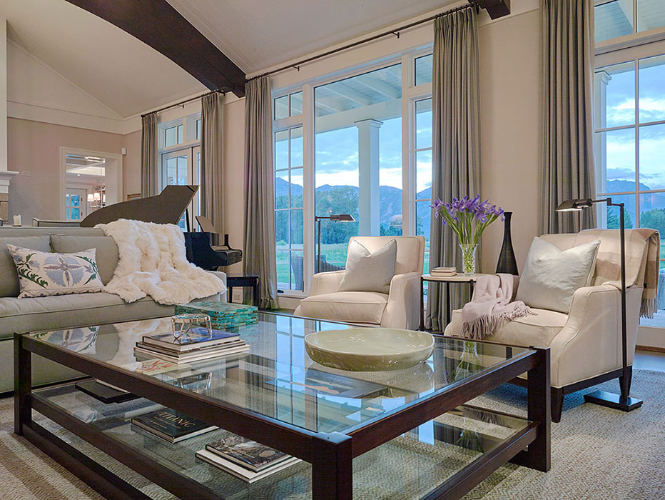 Related Posts & Elegant Contemporary Mountain Country Retreat In Jackson Hole ...