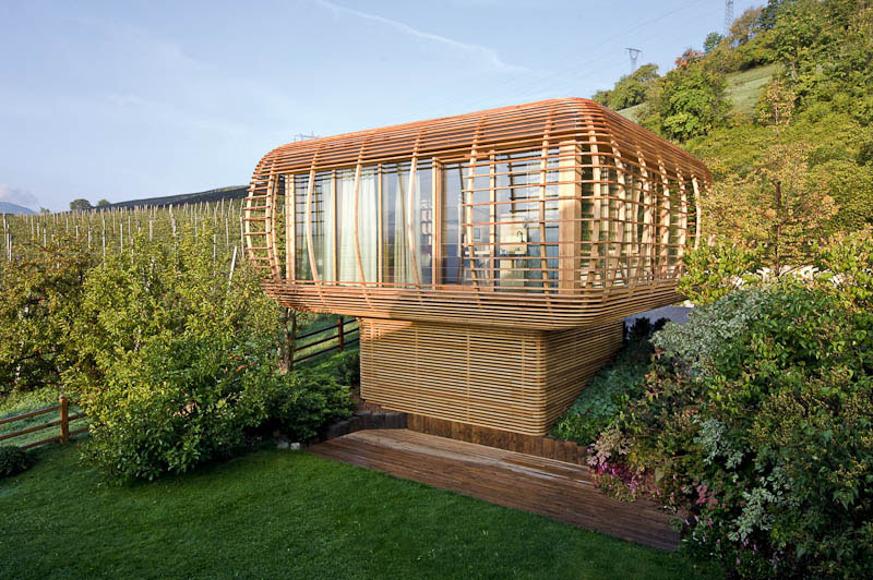 Fincube Sustainable Amp Transportable House Idesignarch