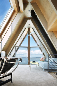 Attic Level Room with Ocean View