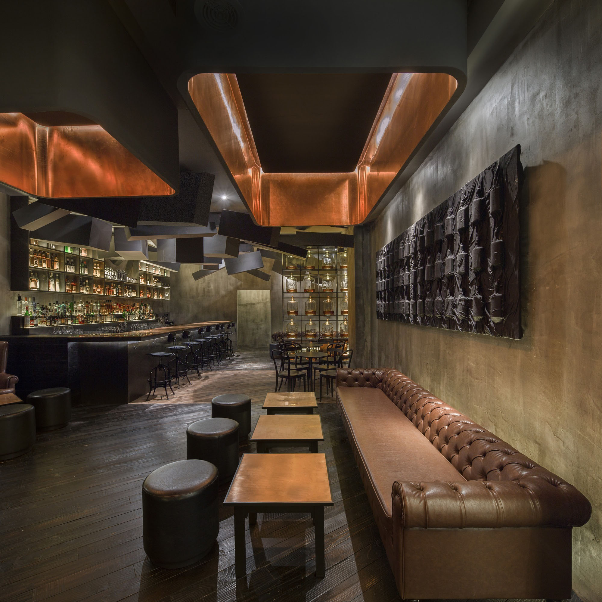 Flask Bar and Lounge Shanghai