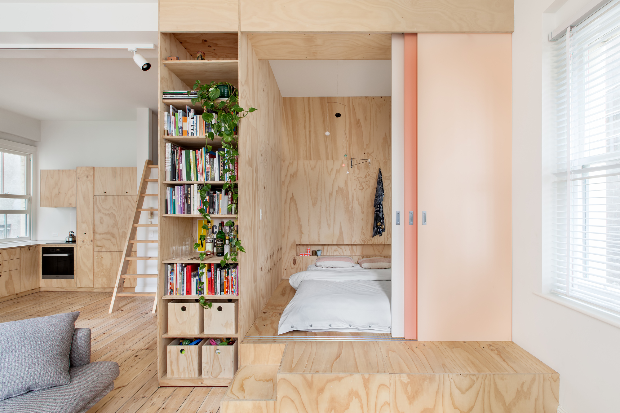 Small City Apartment Design