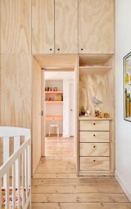 Plywood Interior Decor