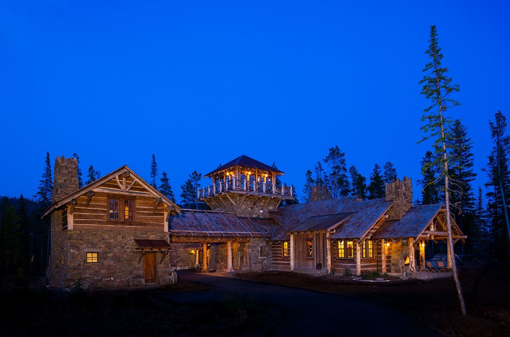 Big Sky Montana Luxury Alpine Home