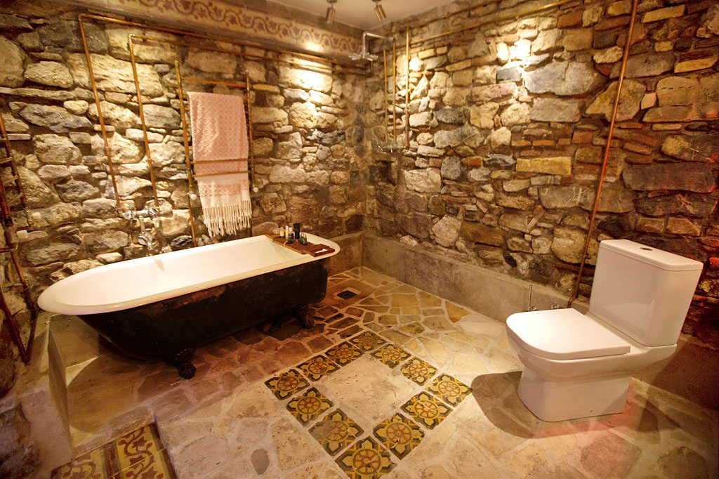 Private Apartment Turkish Bath