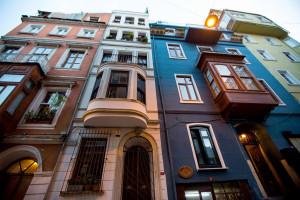 Galata Istanbul Renovated Apartment