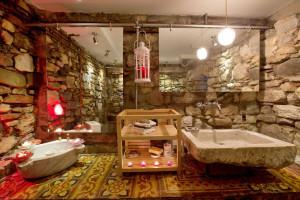 Hammam Style Turkish Bathroom