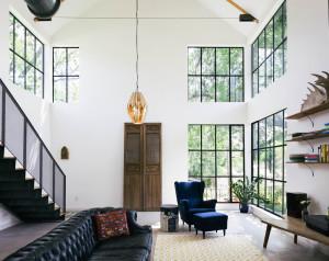 Pure Modernism Home Interior