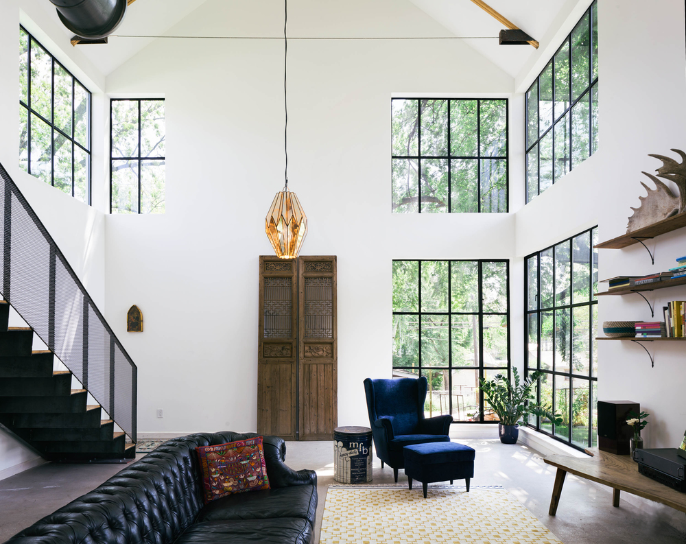 Pure Modernism Home Interior