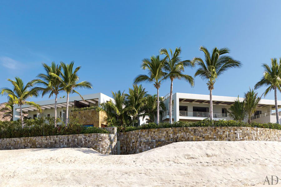 George Clooney and Cindy Crawford Beach Houses in Mexico