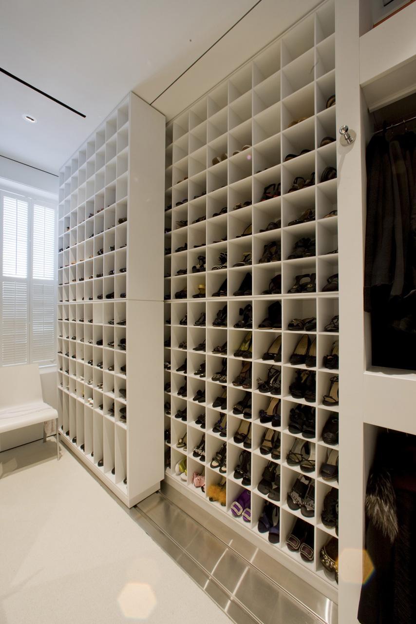 Luxury Shoes Closet