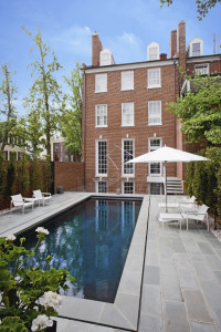 Georgetown Townhouse with Swimming Pool