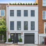 Federal-Style Georgetown Rowhouse With Views Of The Potomac River