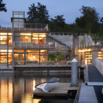 Sustainable House On The Water's Edge
