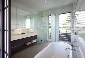 Minimalist Modern Bathroom