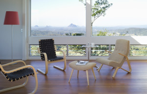 Luxury Modern Home with Mountain Vistas