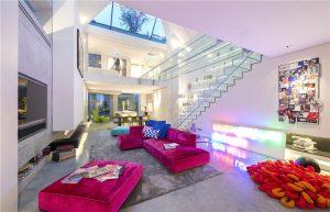 Modern London Terrace House