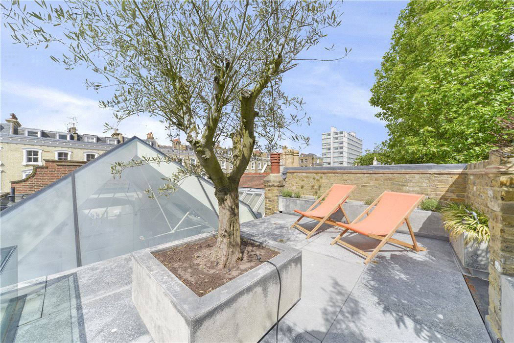 London Roof Terrace