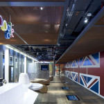 Inside The Quirky Google London Office