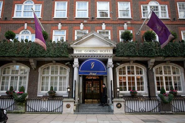 The Goring Hotel London Idesignarch Interior Design
