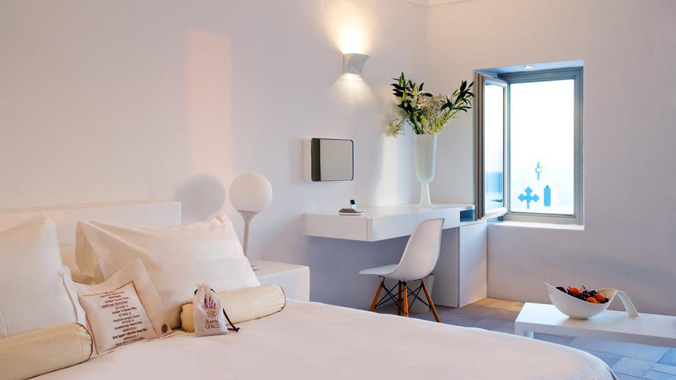 Grace Santorini Hotel – Jewel Of The Greek Islands  iDesignArch  Interior Design, Architecture