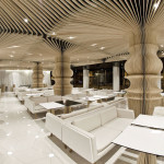Graffiti Cafe's Stunning Restaurant Interior Design