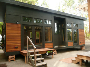 Tiny Prefab Eco Home